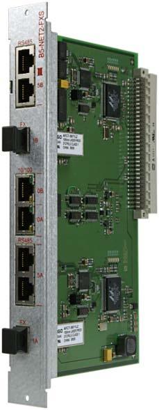 Fibreoptic Network board B5-NET2-FXS