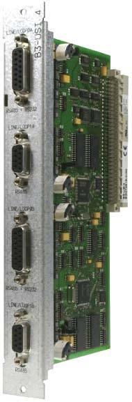 Universal Interface board B3-USI4