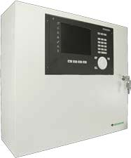 SecuriFire 1000 Basic Version, with built-in operating panel