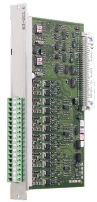 Direct current technique board (Detector series Hochiki)